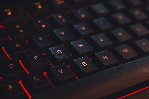 Illuminated Keyboard, Illuminated, Keyboard, Technology