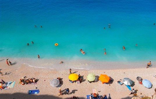 Beach, Sea, Coast, Shore, Seashore, Ocean, Resort