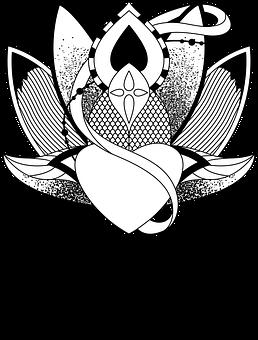 Tattoo, Love, Decoration, Heart, Logo, Symbol, Decor