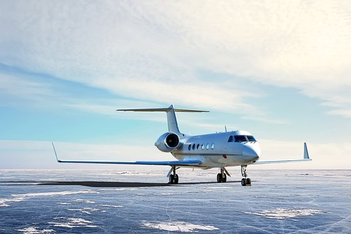 Airplane, Plane, Aircraft, Gulfstream Aerospace, Bizjet