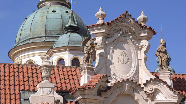 Church, Cathedral, Architecture, Statues, Sculptures