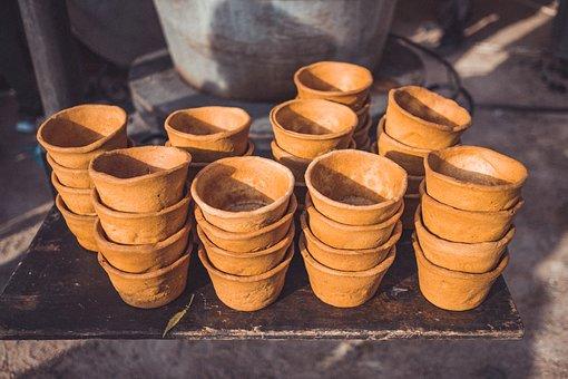 Pottery, Crafts, Handmade, Clay, Ceramic, Crockery