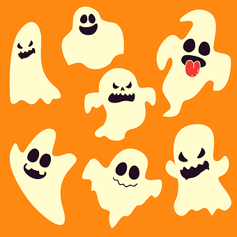 Halloween, Ghost, Spooky, Spirit, Scary