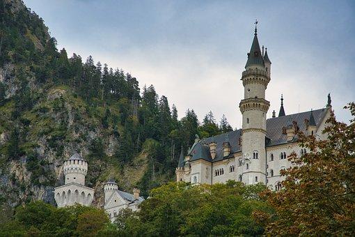 Architecture, Castle, Landmark, Historically, Palace