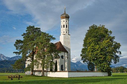 Architecture, Church, Building, Baroque Church