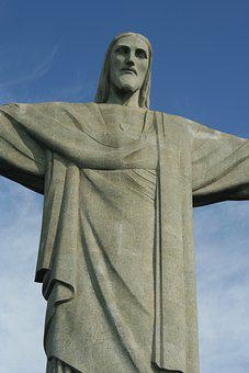 Statue, Jesus Christ, Landmark, Sculpture, Monument