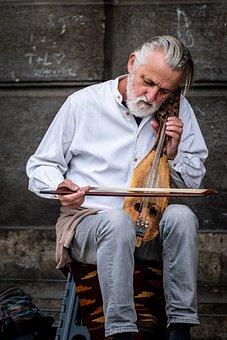 Man, Musician, Musical Instrument, Performer, Artist