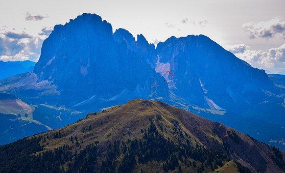 Mountains, Nature, Peak, Summit, Mountain Range