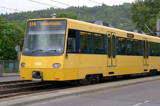 Train, Railway, Transportation, Transport