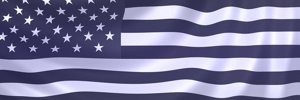 America, Flag, Usa, American Flag, Flag Of America