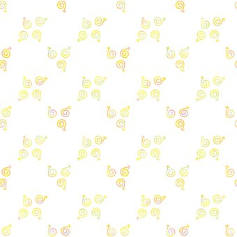 Arrows, Swirls, Spirals, Pattern, Seamless, Background