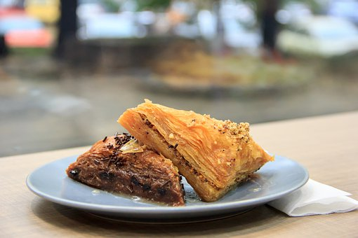 Baklava, Food, Dessert, Sweet, Delicious
