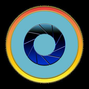 Capture, Lens, Icon, Button, Media, Lens Icon