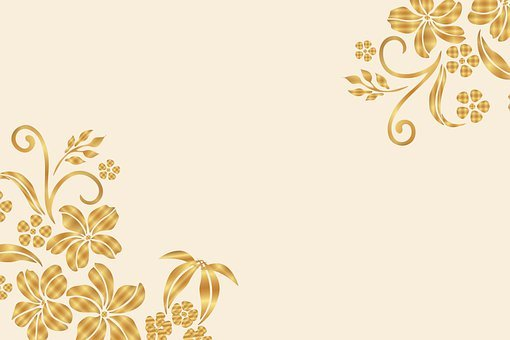 Border, Flowers, Design, Frame, Floral, Pattern, Stems