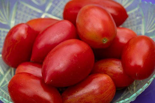 Tomatoes, Vegetables, Bowl, Bowl Of Tomatoes, Fresh
