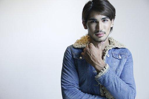 Portrait, Model, Man, Guy, Boy, Young Man, Fashion