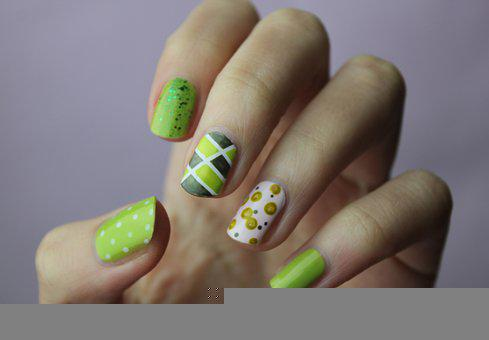 Nail Art, Manicure, Nails, Nail Polish