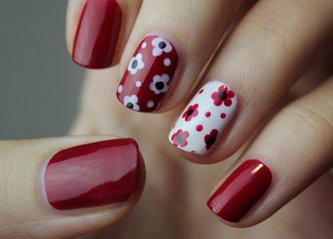 Nail Art, Manicure, Nails, Nail Polish