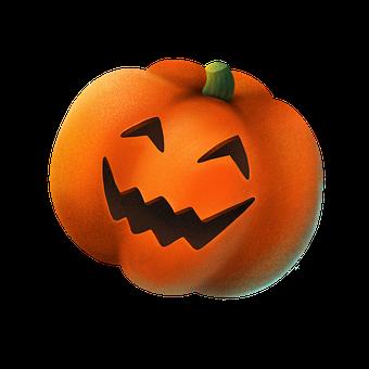 Pumpkin, Jack-o-lantern, Halloween, Horror, Deco