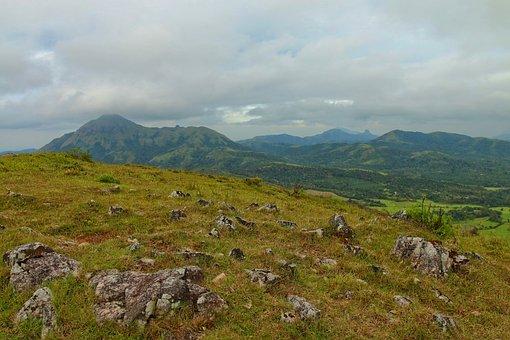Meadow, Mountains, Landscape, Mountain Range, Field