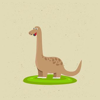 Dinosaur, Cartoon, Dino, Animal, Prehistoric, Cute