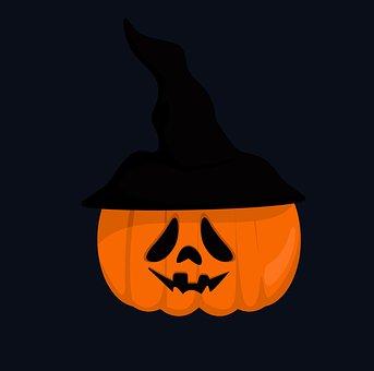 Halloween, Pumpkin, Spooky, Scary, Creepy, Decoration