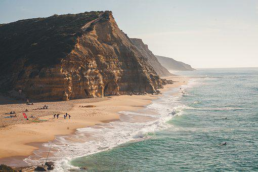 Coast, Surf, Sea, Beach, Ocean, Waves, Water, Travel