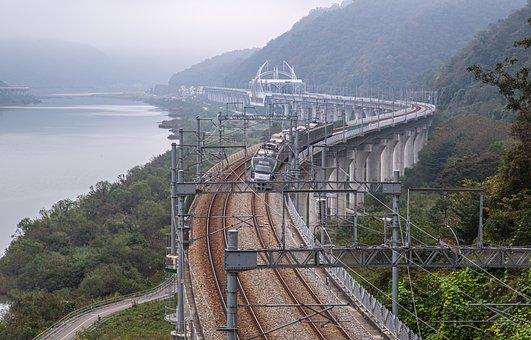 Train, Tracks, Railroad, Railway, Train Tracks