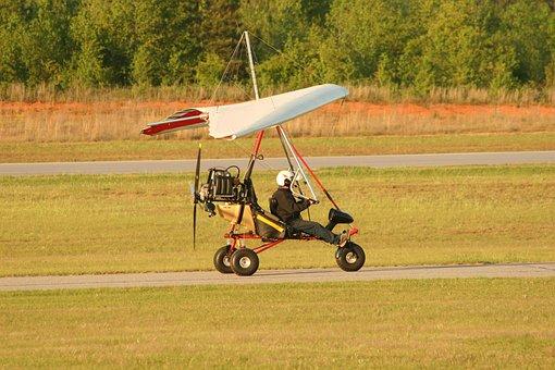 Aircraft, Ultralight, Ultralight Flying