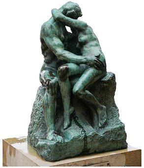Paris, Statue, Stone Figure, Art, Figure, Sculpture