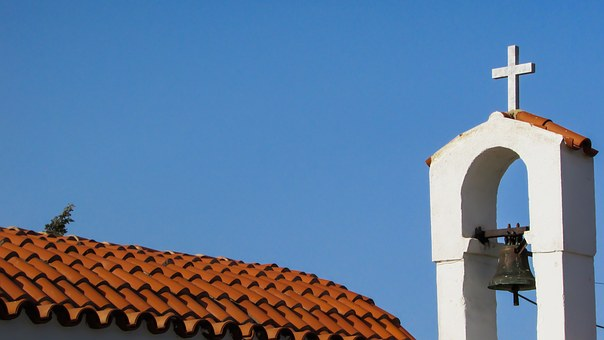 Church, Belfry, Roof, Architecture, Religion, Orthodox