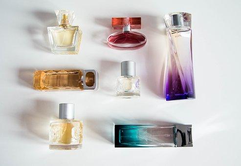 Perfume Bottle, Senses, Bottle, Perfume, Aroma