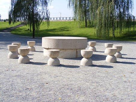 Art, Brancusi, Chairs, Constantin, Gorj, Romania