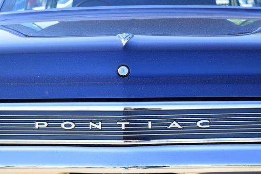 Pontiac, Muscle Car, Classic
