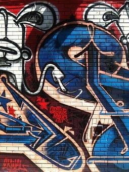 Graffiti, Art, Painting, Wall, Urban, Creative