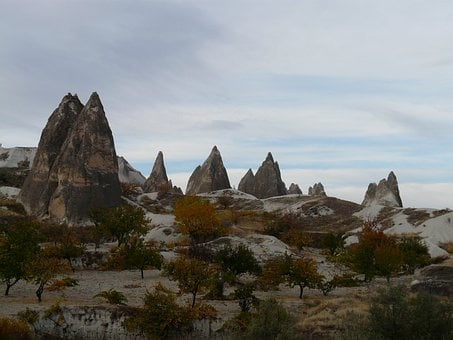 Fairy Chimneys, Cappadocia, Fairy Towers