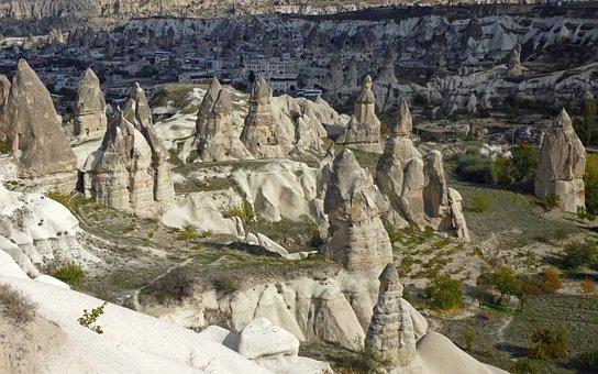 Cappadocia, Turkey, Fairy Tower, Fairy Chimney