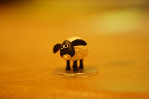 Sheep, Shaun The Sheep, Timmy, Baby Sheep, Lamb