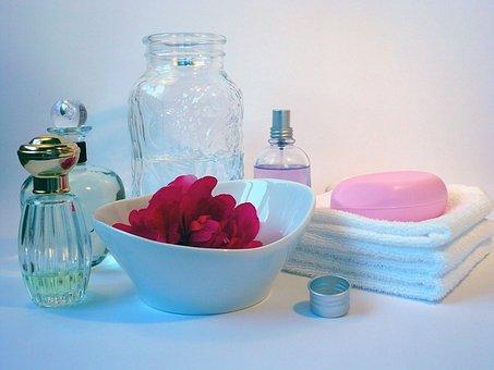 Bath, Soap, Perfume, Bottle, Oil, Massage, Calm