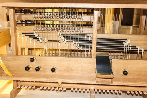 Organ, Church, Music, Redirection, Mechanics