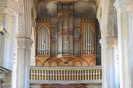 Organ, Church, Organ Whistle, Church Organ