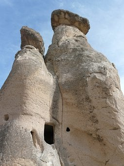 Fairy Chimneys, Apartment, Residential Structure