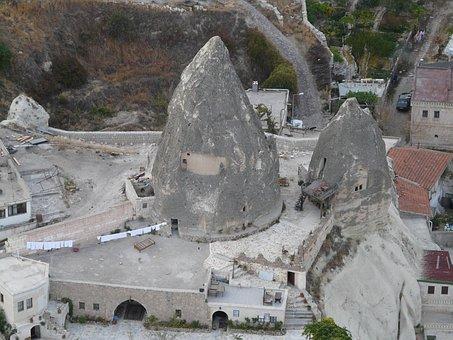 Fairy Chimneys, Göreme, Rock Formations