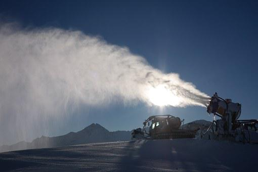 Snow Cannon, Snow, Snow Making System, Snow Guns
