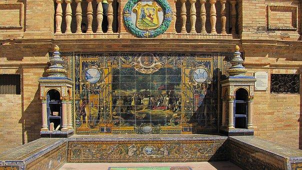 Sevilla, Coat Of Arms, Symbol, Name Of Alava, Spain