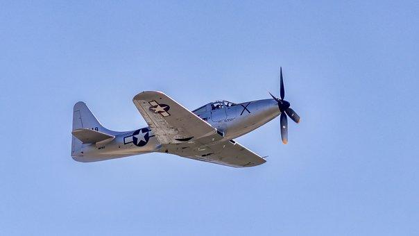 Airplane, Flight, Aircraft, Aviation