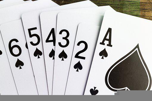 Cards, Spades, Play, Playing Cards, Bet, Black Cards
