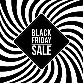 Black Friday, Sale, Shopping, E-commerce, Retail