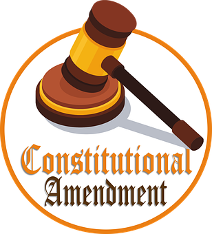 Constitution, Hammer, Amendment, Scale, Justice, Gavel