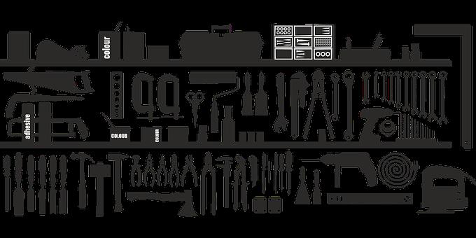 Tools, Screwdrivers, Drill, Hammer, Saws, Seminar, Work
